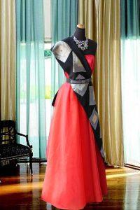 No.19999 オリジナル着物ドレス